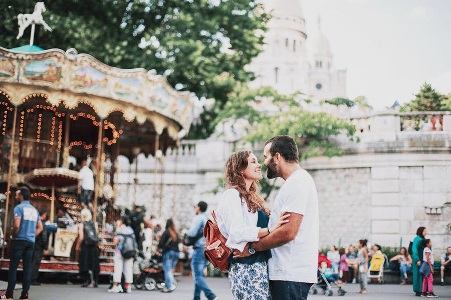 Sesiones de fotos en Paris