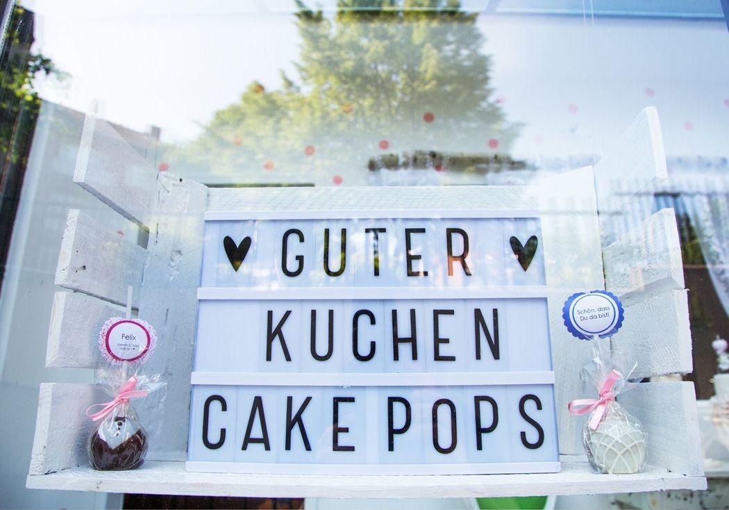 Cake Pops von guter kuchen