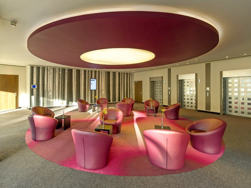 Beispiel: Lounge, Foto: Dorint Kongresshotel Mannheim.
