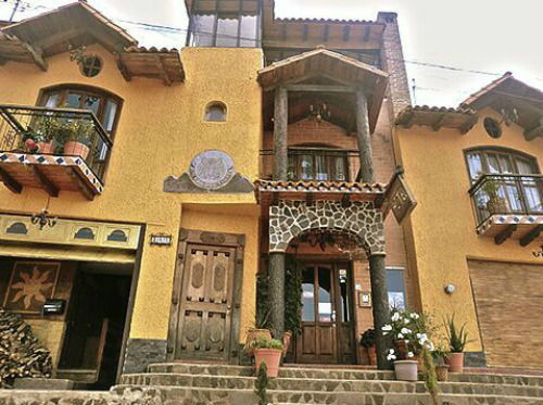 Hotel Puerta Real Sierra del Tigre