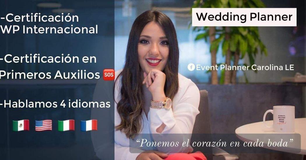 Event Planner Carolina LE