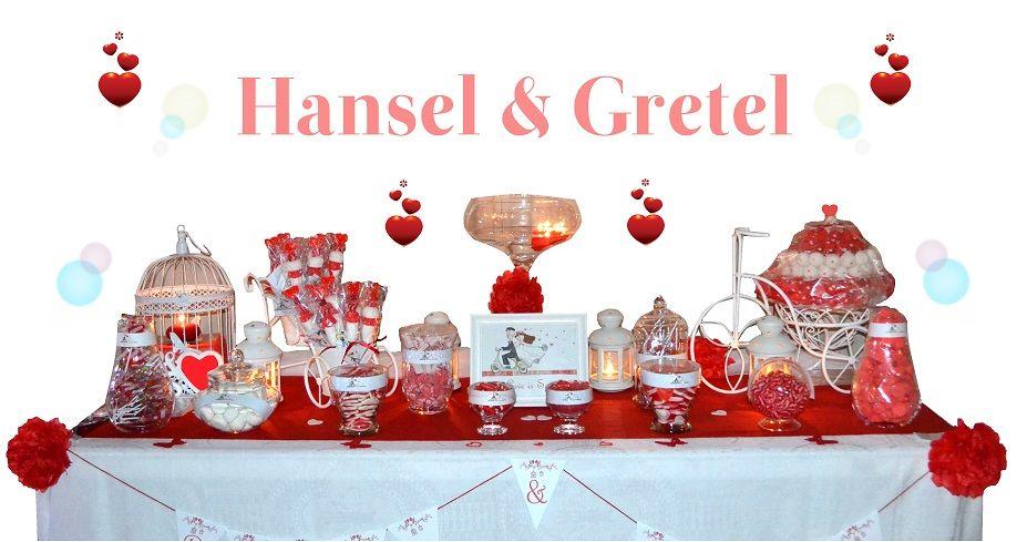 Hansel & Gretel en la Casa de las Golosinas