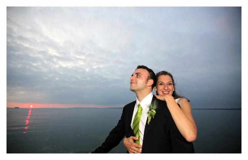 Beispiel: Hochzeit auf dem Schiff, Foto: Bodenseeschifffahrt.