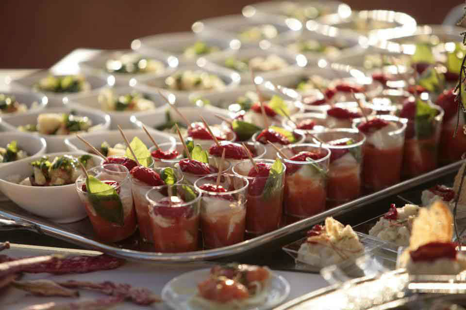 B. & G. Catering Banqueting