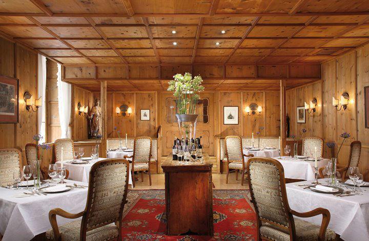 Beispiel: Die Räumlichkeiten für Ihr Hochzeitsfest, Foto: Grand Hotel Europa Innsbruck.