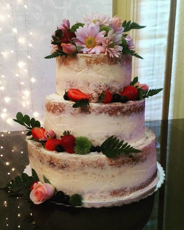 Rosa Mar´´ía Cueto - Wedding Cakes & Bakes