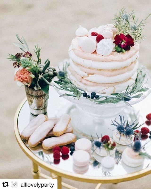 mesa dulce pavlovas