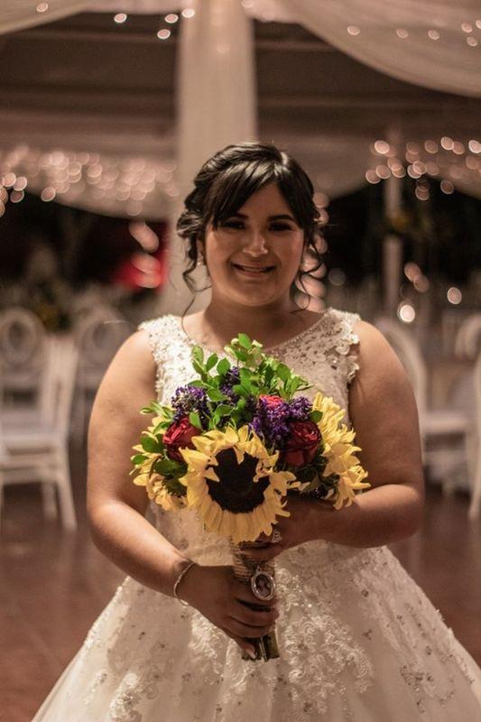 Catalina Jimenez Wedding Florist