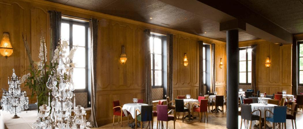 Restaurant L'Ile - pavillon
