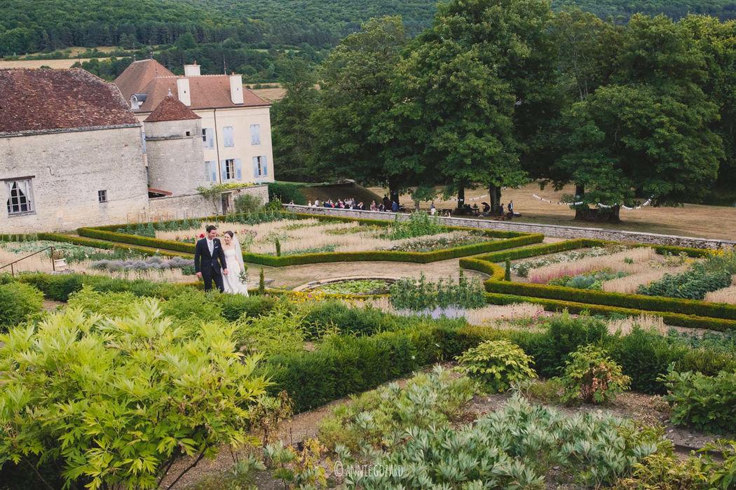 Les Jardins du Château de Barbirey