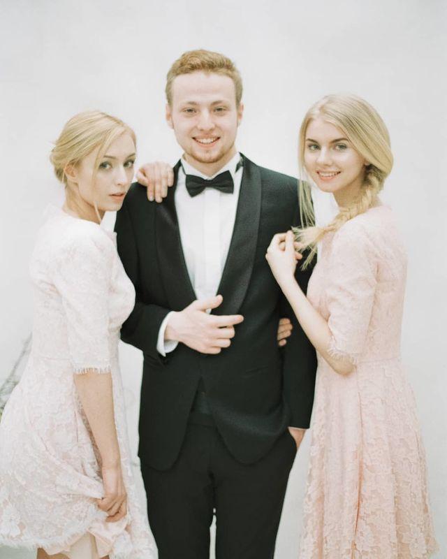 Свадебный Fine Art фотограф в Москве