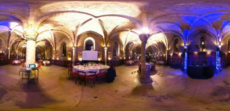 Paris-Sonorisation @ Abbaye des Vaux de Cernay