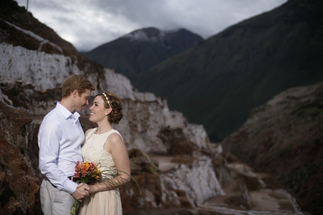 Ally and Scott The last Andean Wedding  We made in 2104 in Cusco, Sacred Valley. Peru