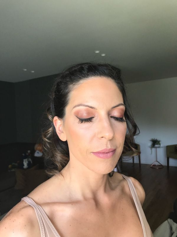 Angie guadalupe Make up