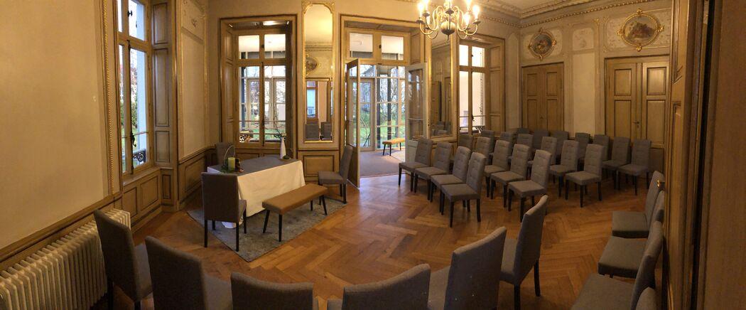 Die Villa Büchner
