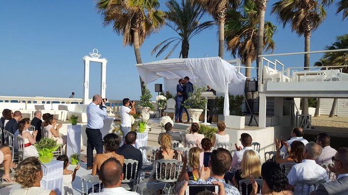 Chiara Événement Mariage