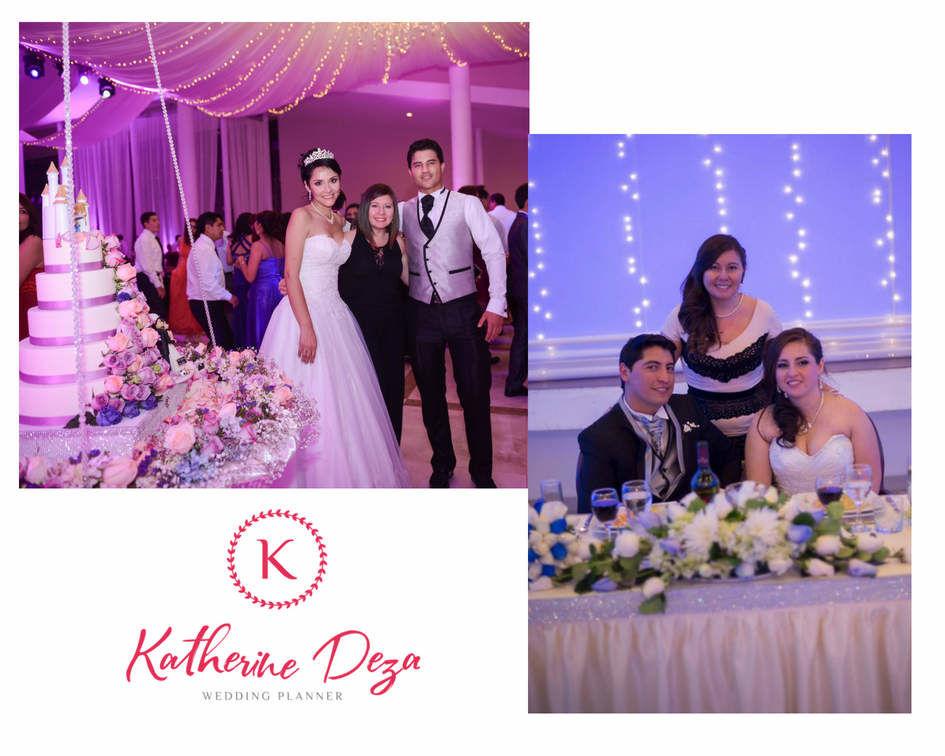 Katherine Deza Events