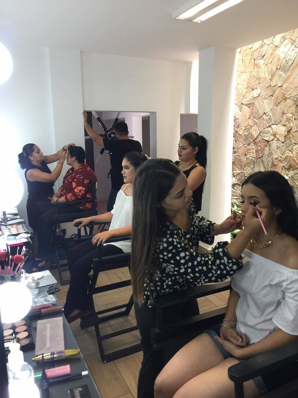 Mara Curiel Hair + Makeup