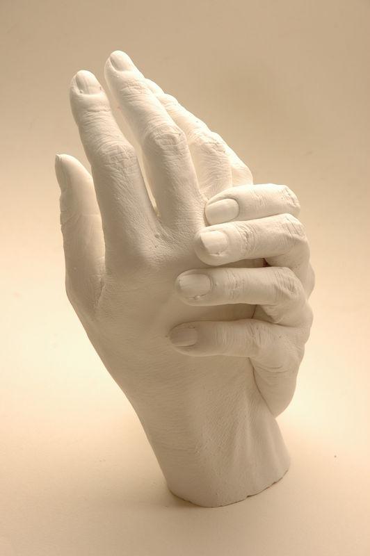 Die Handabformer