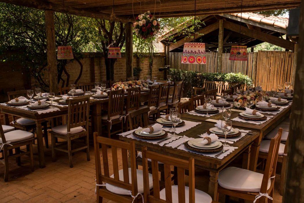 Luciana Valladão Restaurante