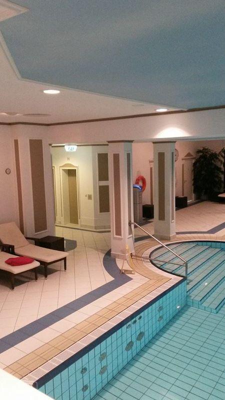 Beispiel: Wellness, Foto: Landhotel Schloss Teschow.