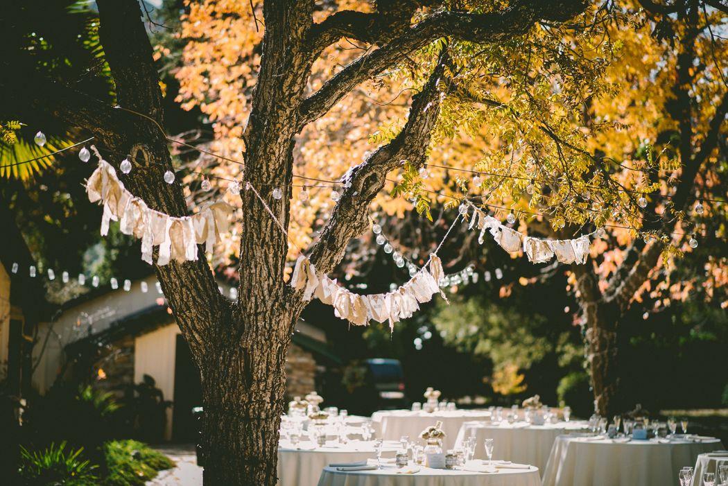 Like a Dream: matrimonio in giardino