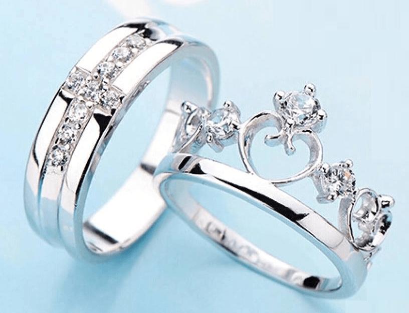 Alianzas de Novios: Rey & Reina