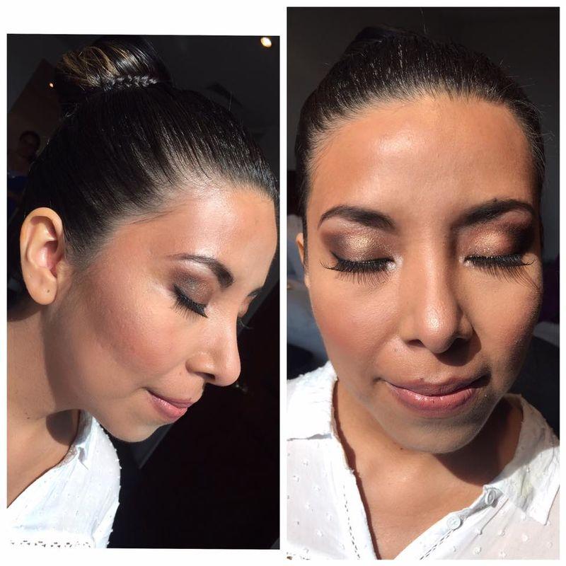 Claudia Galindo Makeup