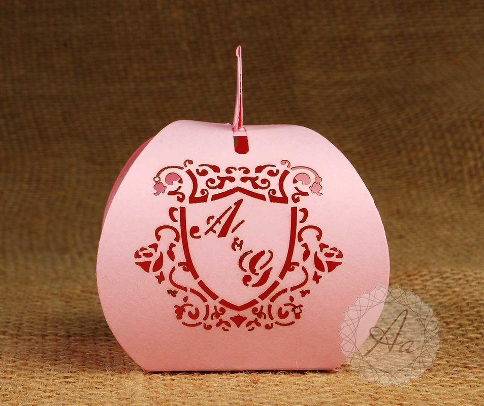 Caixa para bem casado Personalizada - www.atelieranart.com.br