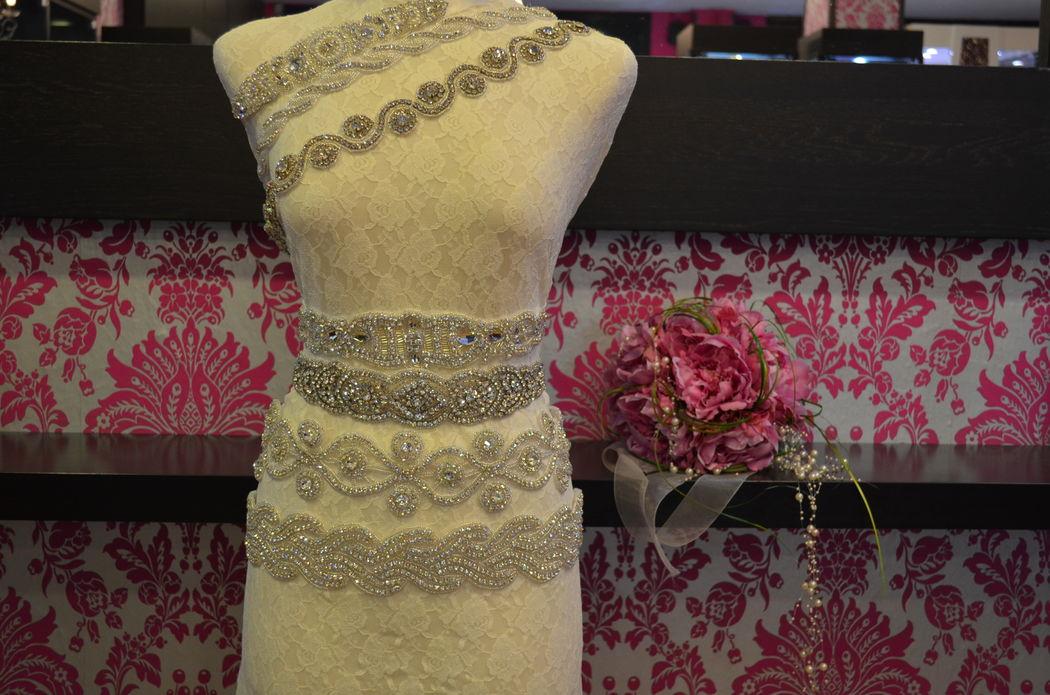 cinturones vestido novia baratos cadiz