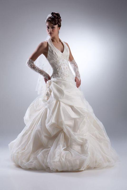 Robe de mariée couture STRAWBERRY