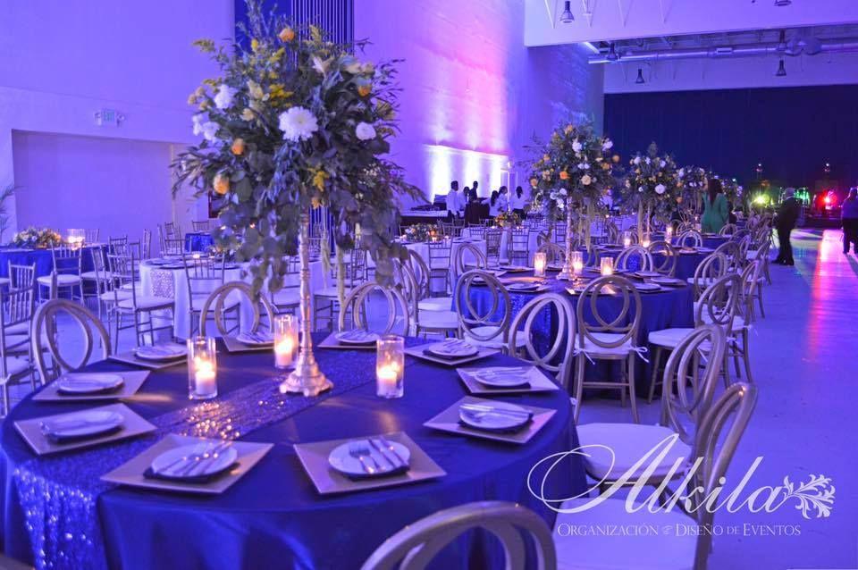 Alkila Organización y Diseño de Eventos