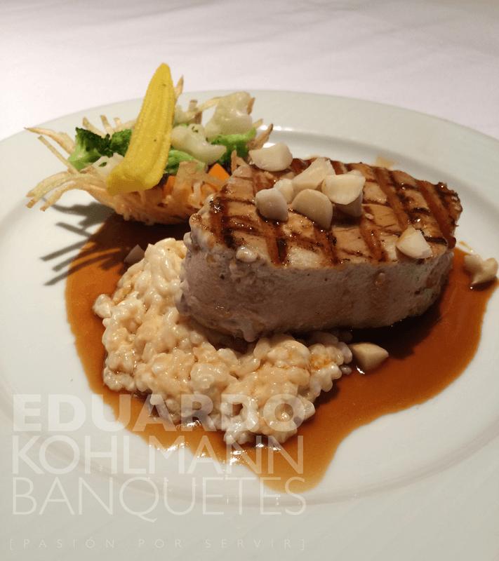 Eduardo Kohlmann Banquetes