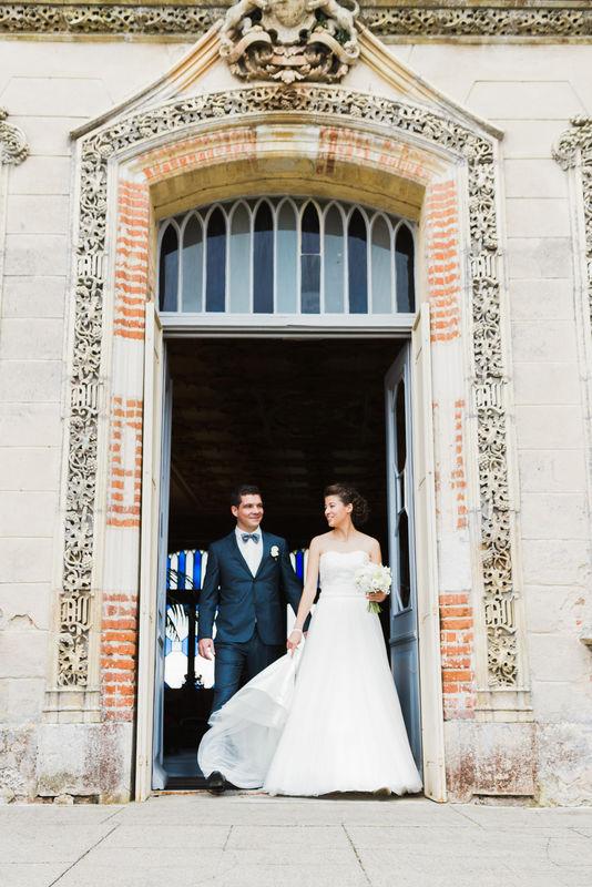 Mariage à Toulouse - Mairie Fenouillet-Lucile Vives photographe