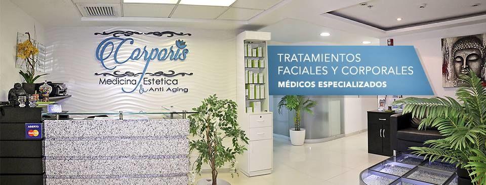 Corporis Centro Médico Estético – Laser