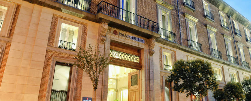 NH Collection Madrid Placio de Tepa