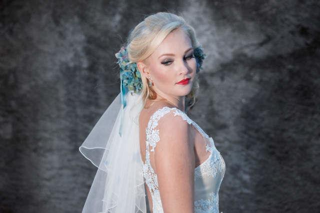 Braut Haar