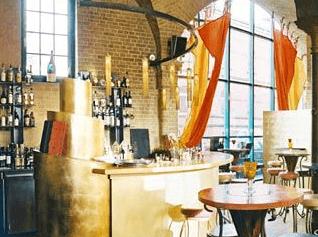 Beispiel: Bar, Foto: Restaurant Basil.