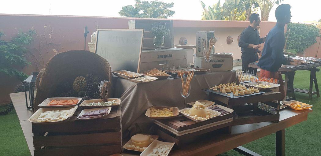 Finca Paloverde - Catering Pino y García
