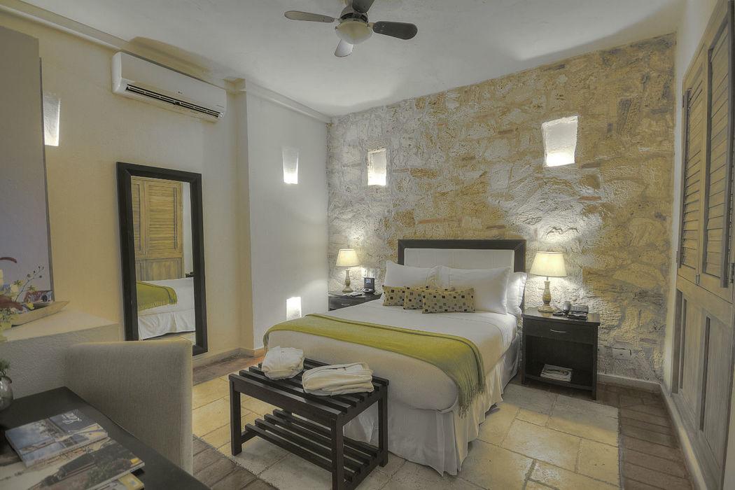 Habitación Estándar Especificaciones: 8.65 y 9.70 mts2 área entre la historia y el confort