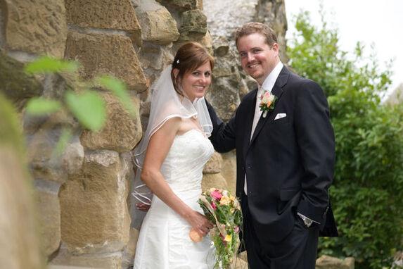 Hochzeitspaar, Foto: Agentur Yourhappyday