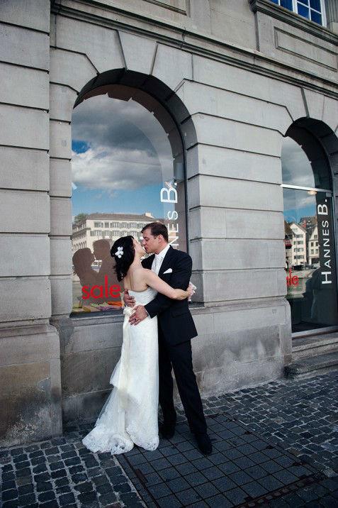 Beispiel: Portraitfotografie, Foto: Weddingpix.