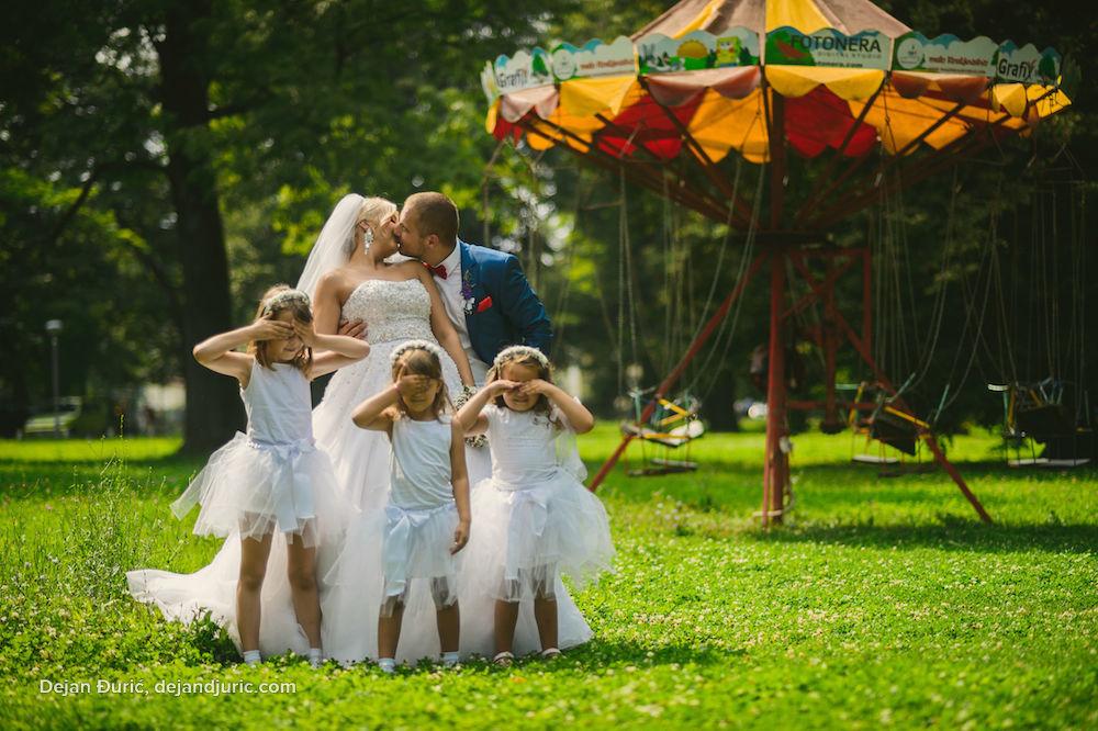 Beispiel: Wunderschöne Fotos von Ihrem großen Tag, Foto: Dejan Djuric photography.