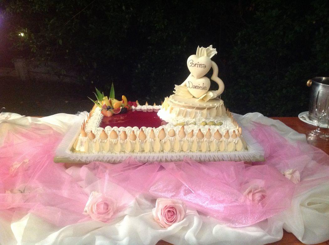 torta di nozze Diodona