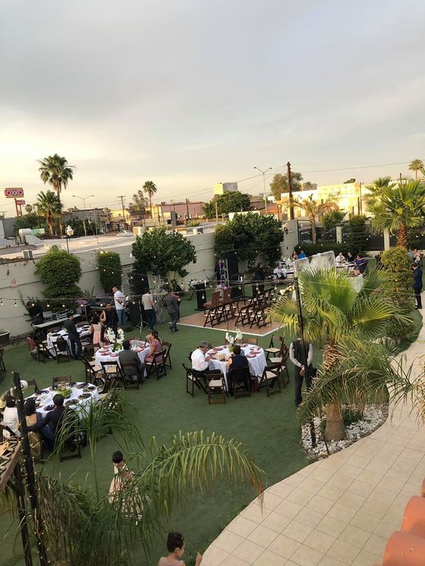 Jardín las Palmas