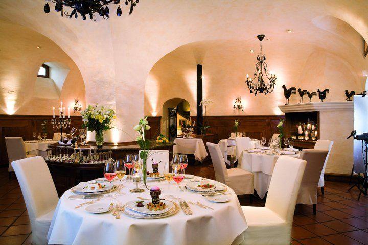 Beispiel: Restaurant, Foto: Deidesheimer Hof.