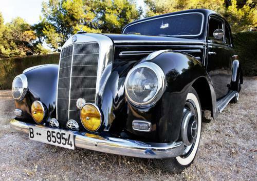 1952 Mercedes 220