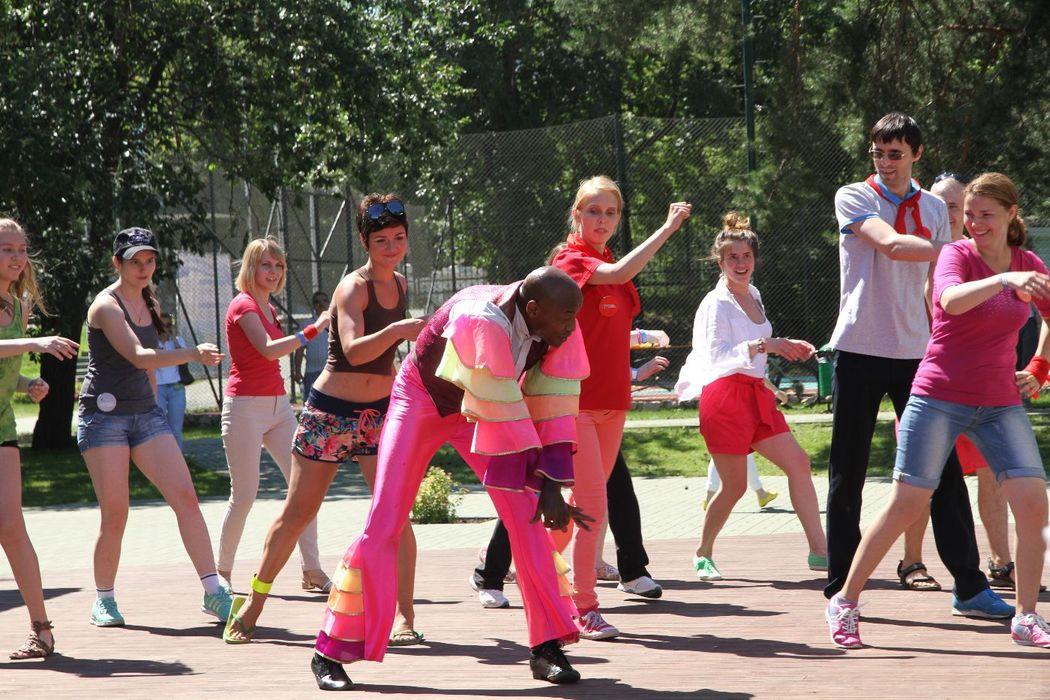 Школа танцев Держи Ритм Мастер-класс по латиноамериканским танцам