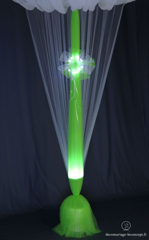 Mat périphérique vert anis