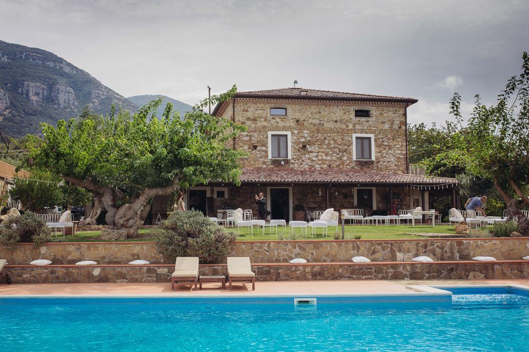 Casale Giancesare Villa Agricola Paestum